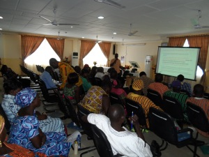 The OFSP conference was attended by farmers, public and private sector representatives and donors