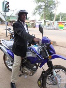Motorbike Thomas